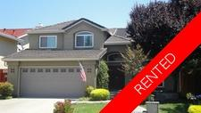 Pleasanton House for rent:  4 bedroom 2,634 sq.ft. (Listed 2013-08-16)